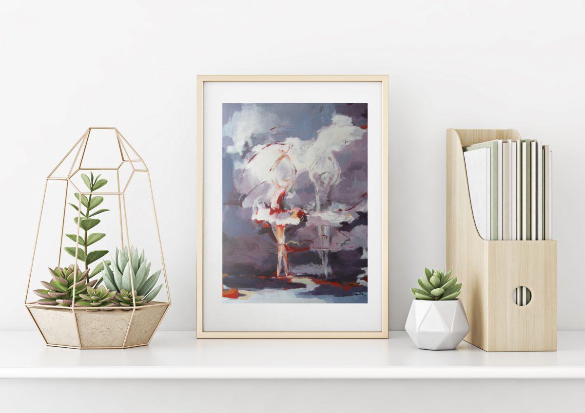 Kategori Konsttryck målningar (2)